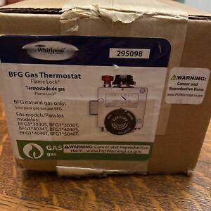 Whirlpool 6910798 Water Heater BFG Gas Thermostat Free Shipping 295098