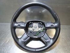 AUDI Q3 8U Lenkrad Leder 8U0419091C 1KT Multifunktion MFL Tiptronic Schwarz