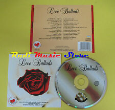 CD LOVE BALLADS compilation 96 TINA TURNER BONNIE TYLER (C4) no mc lp vhs dvd