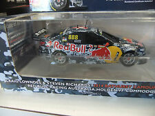 1:43 Lowndes / Richards 2014 RAAF Camo Bathurst Red Bull Holden VF Commodore