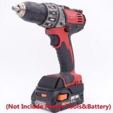 RIDGID&AEG 18V/20V (Max) Li-ion Battery To Milwaukee 18V Tools Batteries Adapter