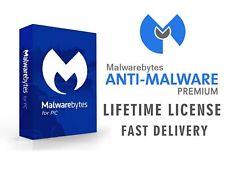 Malwarebytes Licenza Premium-VITA-prodotto CD Chiave-consegna rapida