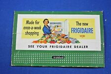 O/S Lionel - #310 Billboard Inserts ONLY - Frigidaire