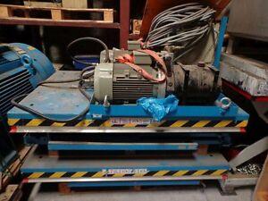 GRUSE scissor lift table ELS 2-10-6 hubtisch 2000kg