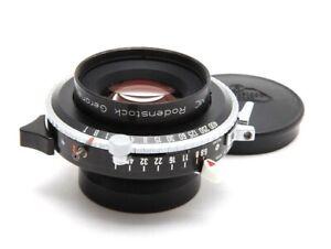 Excellent Rodenstock 210mm f6.8 Geronar MC Copal-NO.1 Large Format Lens #32954