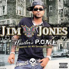 Hustler's P.O.M.E. (Product of My Environment) [PA] by Jim Jones (Rap) (CD, Nov-