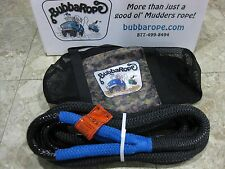 Bubba Rope 7/8 X 20 Nylon Fiber Double Braid Tow Recovery 4X4 Snatch Strap