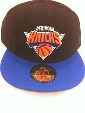 Authentic New York Knicks New Era Cap Basketball Hat Nba NBA Fitted 7 1/2 New
