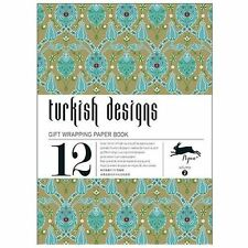 Turkish Designs : Gift Wrapping Paper Book Vol. 2 by Pepin van Roojen (2012,...