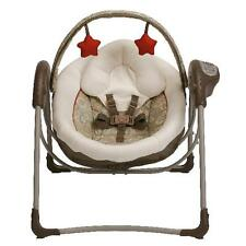 Graco Baby Glider Petite LX Portable Gliding Swing - Forecaster - New!