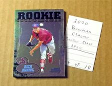 2000 Bowman Chrome Rookie Class Complete Set of 10