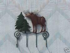 Regal Art Moose Wall Hanging Key Hook