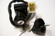 POLARIS SCRAMBLER 500 1997 1998 IGNITION SWITCH AND KEYS (U.S.A. SELLER) 015