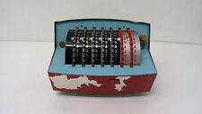 Simex Caroline - Additionneuse machine à calculer vintage calculator