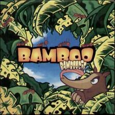 BAMBOO Bamboogie  CD 2 Tracks, Radio Edit/Vegas, Card Ps