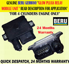 FOR BMW 1 / 5 SERIES 118D 120D 520D X3 2.0D GLOW PLUG RELAY CONTROL MODULE UNIT
