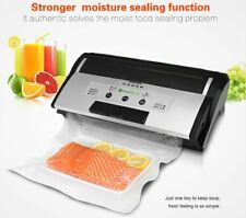 Fresh World FW-3150 Automatic Vacuum Sealer ~ Built-in Roll Storage & Cutter