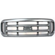 NEW 99-04 GRILLE FORD F250 F350 SUPER DUTY PICKUP ARGENT  FO1200362