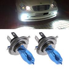 1 Pair H4 100W/90W 12V HOD Xenon H/L Beams Halogen Car Head Light Globe Lamp