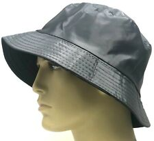 Bush Hat Bucket Rain Shower Proof Sun Fishing Grey Winter Mens Ladies Womens