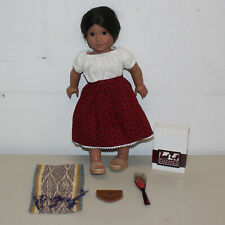 "American Girl Josefina Montoya 18"" Vinyl Doll w/ Sash and Pouch No Box"