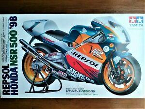 1/12 Tamiya  Repsol Honda NSR 500 '98  (World champ MICK DOOHAN) RARE KIT