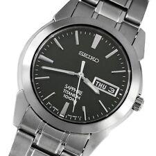 Seiko Titanium Sapphire 100m Men's Watch SGG731P1