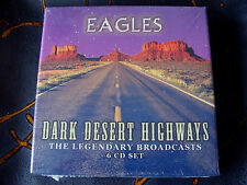 CD Box Set: Eagles : Dark Desert Highways : 6 Live CDs  Sealed