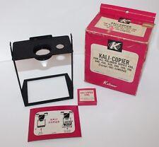 Picture Copier Kali Copier for Polaroid Cameras Series 100-450 by Kalimar