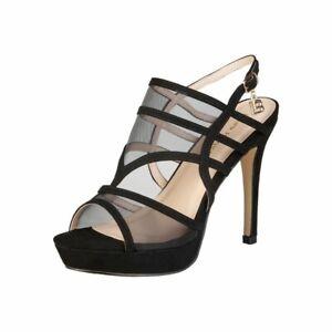 CLEARANCE SALE! Laura Biagiotti Style 419 – Micro / Black Colour Heels