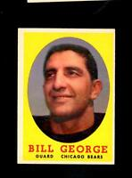 8404* 1958 Topps # 119 Bill George NM