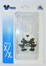 Disney Magic Kingdom Castle Mickey & Minnie Heart Apple Iphone 10 X/XS Case NEW
