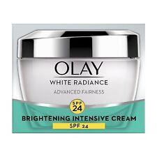 Olay White Radiance Advanced Fairness Brightening Intensive Cream, 50g