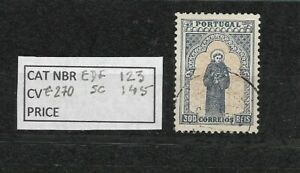 PORTUGAL  - 1895 - ST ANTHONY -      300 REIS