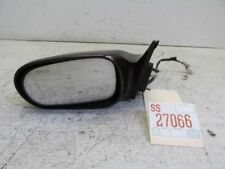 00 01 02 MAZDA 626 LEFT DRIVER FRONT DOOR SIDE REAR VIEW MIRROR GLASS HEATED