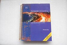 Computer Accounting with QuickBooks Pro 2010 12th Edition by Donna Kay