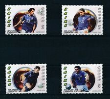 [32465] Zaire 1996 Soccer Good set Very Fine MNH stamps