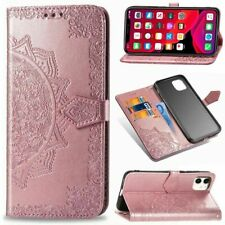 iPhone SE2 11 Pro X XR XS Max 6S 7 8 Plus Wallet Leather Luxury Flip Case Cover