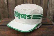 Vintage Myers Pumps Louisville MFG Snapback Back Promo Painters Hat Cap USA Made