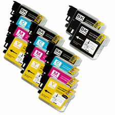 14 PK Ink Cartridges Compatible for Brother LC61 MFC-295CN  MFC-490CW MFC-J265w