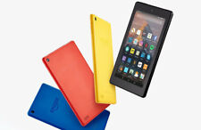 "Amazon Kindle Fire 7"" Inch 8GB Wi-Fi Tablet (7th Gen) 2017 UK Stock"