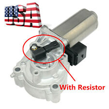 Transfer Case Shift Actuator Shift Motor For 2003-2012 BMW X3 / X5 27107566296