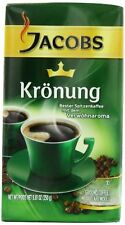 Jacobs Kronung Coffee, 8.81-Ounce Vacuum Packs (Pack of 4), New, Free Shipping
