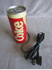 Coca Cola Dose-Telefon, von 1985, Funktioniert, Rarität