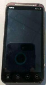 [BROKEN] HTC EVO 3D Black Sprint PG86100 Dual Camera No Power Vintage Collection