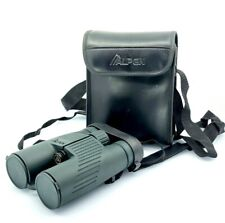 Alpen 10x42 Magnaview Series Water Proof Roof Prism Binocular Green 5.6 Angle