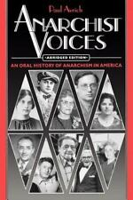 Anarchist Voices : An Oral History of Anarchism in America by Paul Avrich...