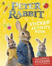 Peter Rabbit THE MOVIE : Pegatinas Actividad Libro Por