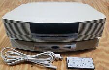 New listing Bose Wave Am/Fm/Aux Music System Awrcc2 & 3 Cd Changer Am/Fm/Aux w/Rc *See Descr
