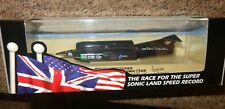 Lledo Thrust SSC The Worlds First Supersonic CarNOBLE /GREEN  BOXED